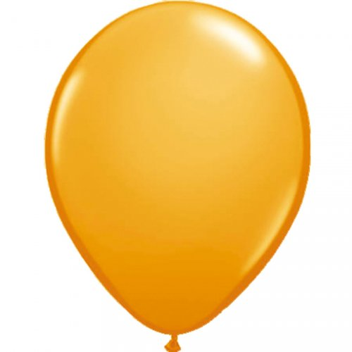 Lot de 100 Ballons Orange
