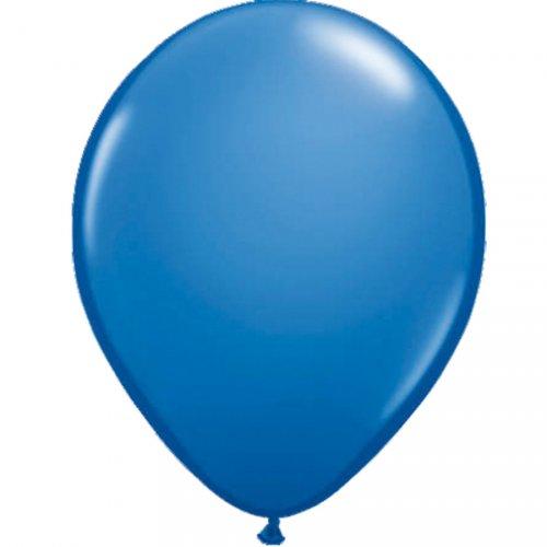 Lot de 100 Ballons Bleu