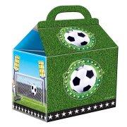 4 Boîtes cadeaux Stade de foot