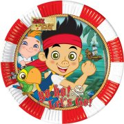 8 Assiettes Jake Le Pirate 2