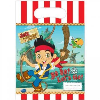 6 Pochettes Jake Le Pirate 2