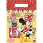6 Pochettes cadeaux Minnie Café