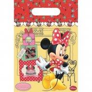 6 Pochettes cadeaux Minnie Caf�