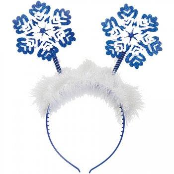 Serre-tête Flocons de neige