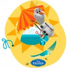 6 Invitations Olaf
