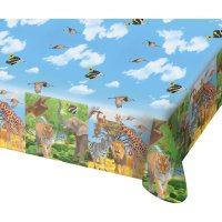 Contient : 1 x Nappe Safari Party