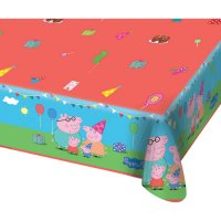 Contient : 1 x Nappe Peppa Pig Party