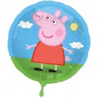 Ballon à Plat Peppa Pig Party