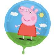Ballon � Plat Peppa Pig Party