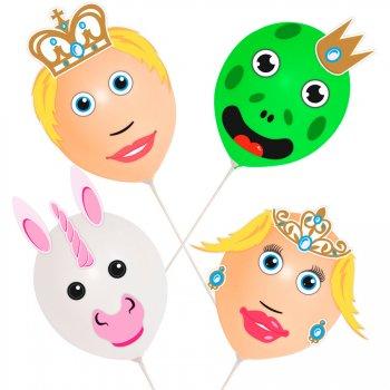 Kit Ballons à Décorer Conte de Fée