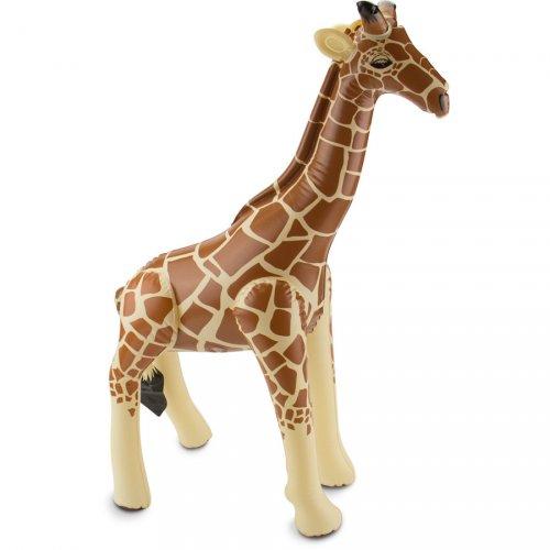 Girafe Gonflable Géante (74 cm)