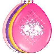 6 Ballons Princesse Harmonie