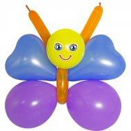 Kit 4 Ballons Papillons DIY (40 cm)