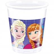 8 Gobelets Reine des Neiges Frozen