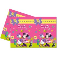 Contient : 1 x Nappe Minnie Happy et Daisy