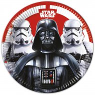 8 Assiettes Star Wars Empire
