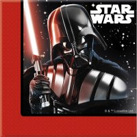 Contient : 1 x 20 Serviettes Star Wars Empire