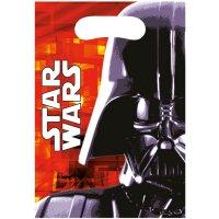 Contient : 1 x 6 Pochettes à cadeaux Star Wars Empire