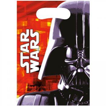 6 Pochettes à cadeaux Star Wars Empire