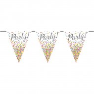 Guirlande Confettis Party (6 m)