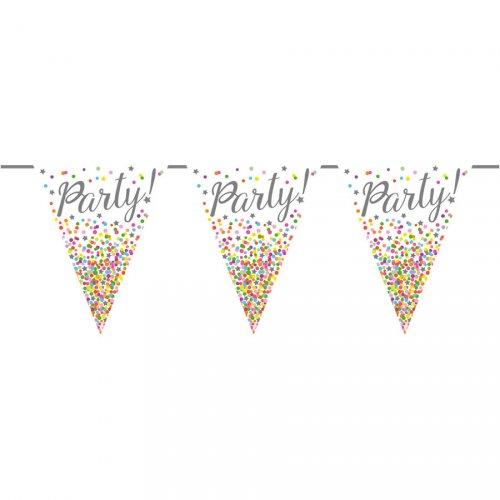 Guirlande Confettis Party (6 m)