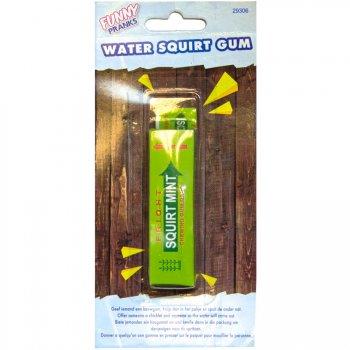 1 Farce et attrape - Chewing-gum lance-eau