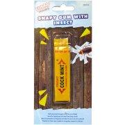 1 Farce et attrape - Chewing-gum Lance-insecte