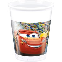 Contient : 1 x 8 Gobelets Cars 3