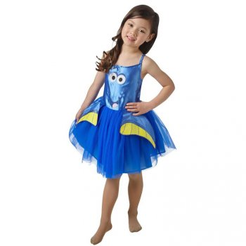 Déguisement Robe Dory Taille 3-4 ans