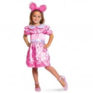 Déguisement Robe Minnie Rose