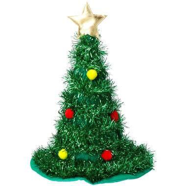 Chapeau Sapin de Noël (Adulte)