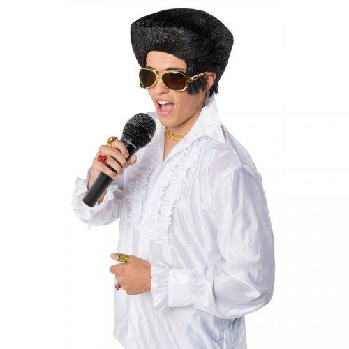 Perruque Elvis Rock (enfant/adulte)