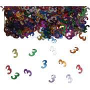 Confettis Multicolores 3 ans - 14 g
