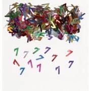Confettis Multicolores 7 ans - 14 g