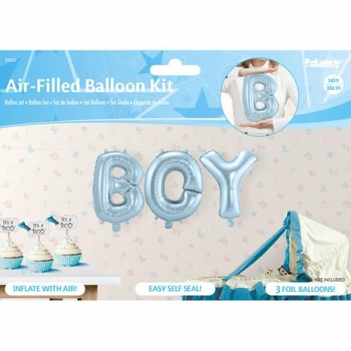 Ballon Lettres BOY
