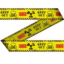 Bande de Marquage Zone Danger (15 m)