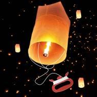 Lanterne Ciel avec Corde