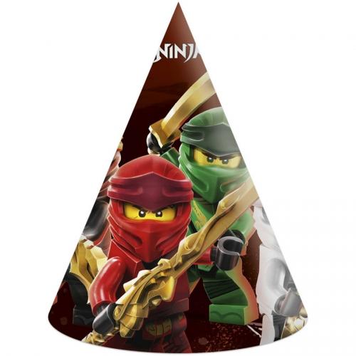 6 Chapeaux Ninjago