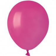 50 Ballons Fuchsia Mat Ø13cm