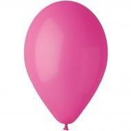 10 Ballons Fuchsia Mat Ø30cm