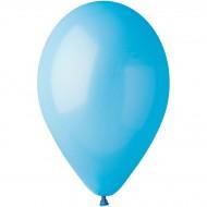 10 Ballons Bleu lagon Mat Ø30cm