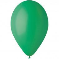 10 Ballons Vert Mat Ø30cm