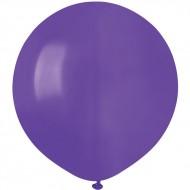 10 Ballons Violet Mat Ø48cm