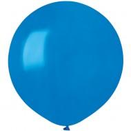 10 Ballons Bleu Mat Ø48cm
