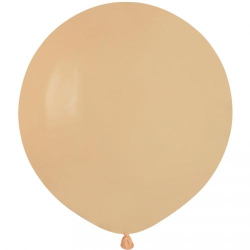 10 Ballons Blush Mat Ø48cm