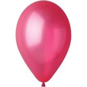 10 Ballons Fuchsia Nacré Ø30cm