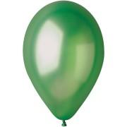 10 Ballons Vert Nacré Ø30cm