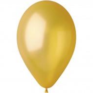 10 Ballons Or Nacré Ø30cm