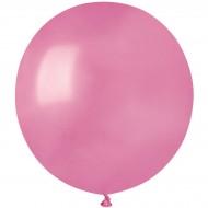 10 Ballons Rose Nacré Ø48cm