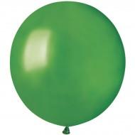 10 Ballons Vert Nacré Ø48cm